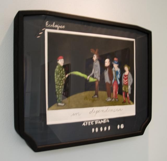 , 'Panda Atec. in dependencia,' 2008, Zane Bennett Contemporary Art