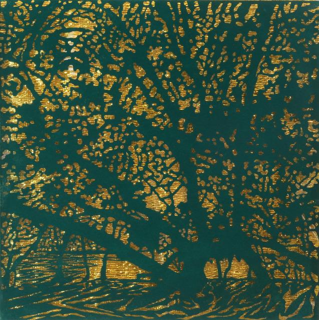 Andrew Tomkins, 'Green Cut, Meadowbank', 2018, Art Atrium
