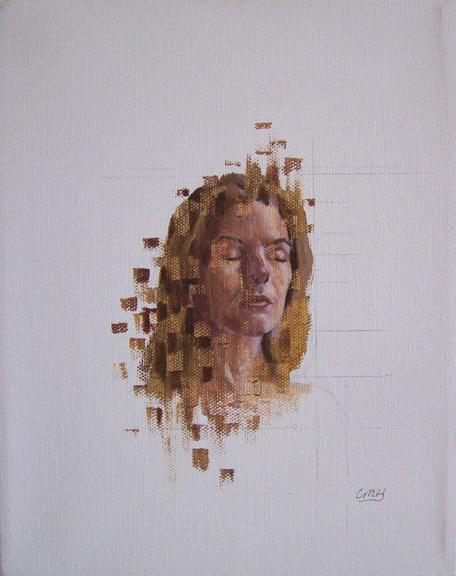 Charity Henderson, 'Study XX', 2020, Painting, Oil on Stretched Canvas, The Galleries at Salmagundi