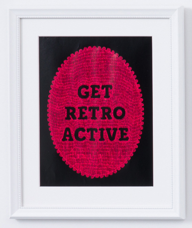 , 'Get Retro Active,' 2017, Wil Aballe Art Projects | WAAP