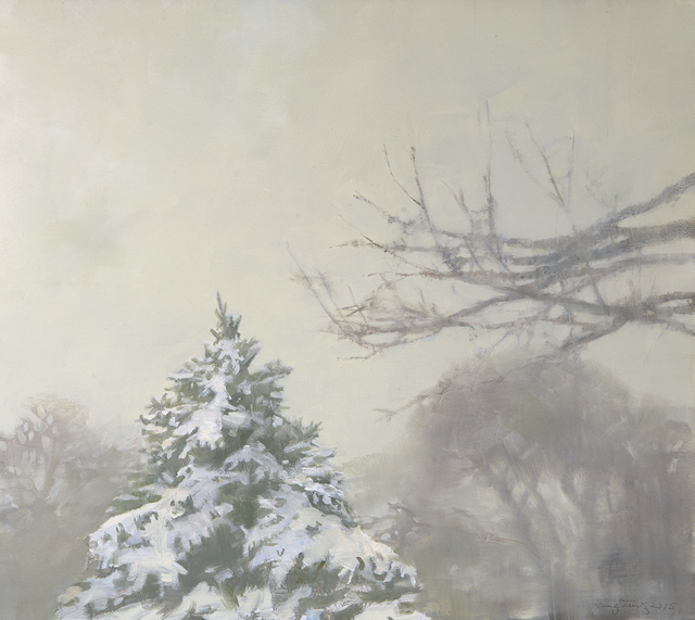 , 'Snowy Morning,' , Dowling Walsh