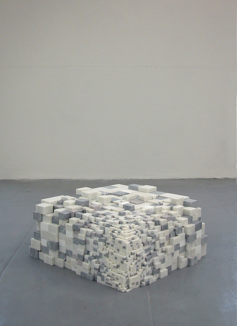 , 'Sugar no sugar molecule,' 2002, kaufmann repetto