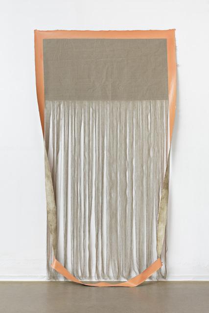 , 'Stop saying pink start saying or- ange,' 2012, Richard Taittinger Gallery