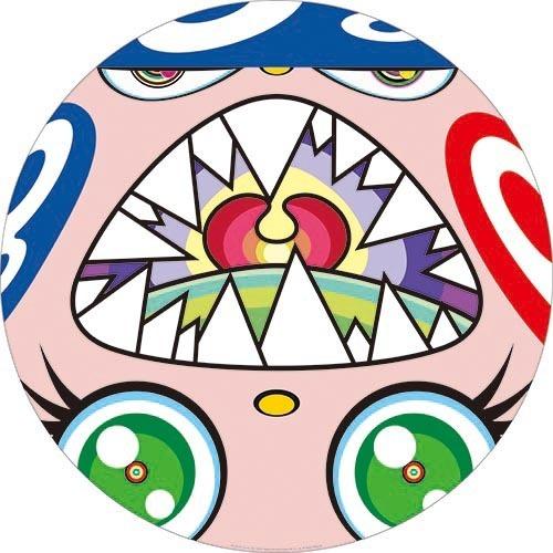 Takashi Murakami, 'We Are The Square Jocular Clan Print #10', 2018, Print, Silkscreen, Dope! Gallery
