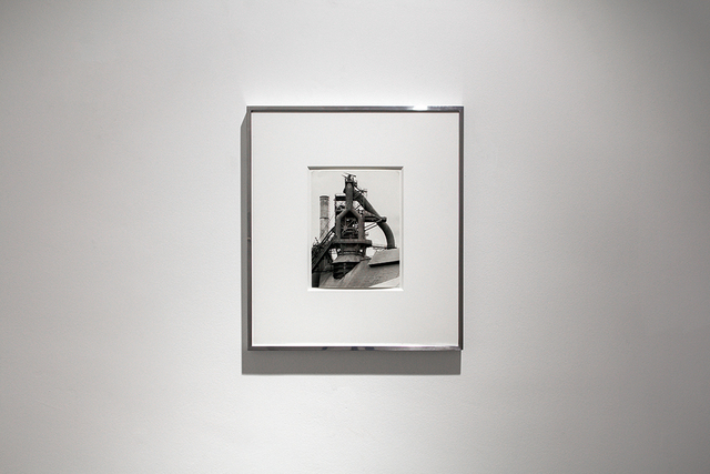 Bernd and Hilla Becher, 'Triptych (Winding Towers and Furnace)', 1967, Photography, Three silver gelatin prints, Huxley-Parlour