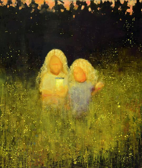 , 'Firefly,' , Clark Gallery