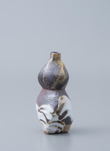 , 'Vase, yohen shino glaze,' , Pucker Gallery