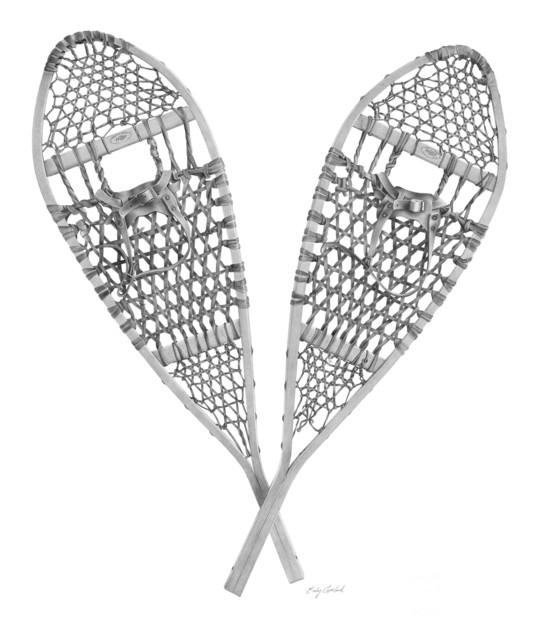, 'Vintage Snowshoes,' 2016, Bernarducci Gallery