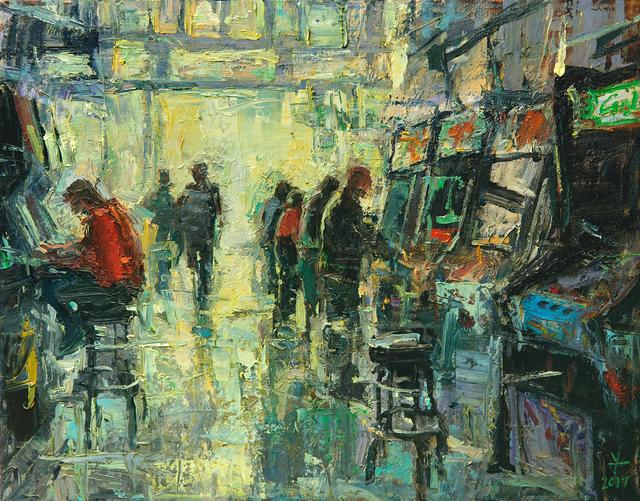 , 'Arcade 001,' 2017, A Gallery