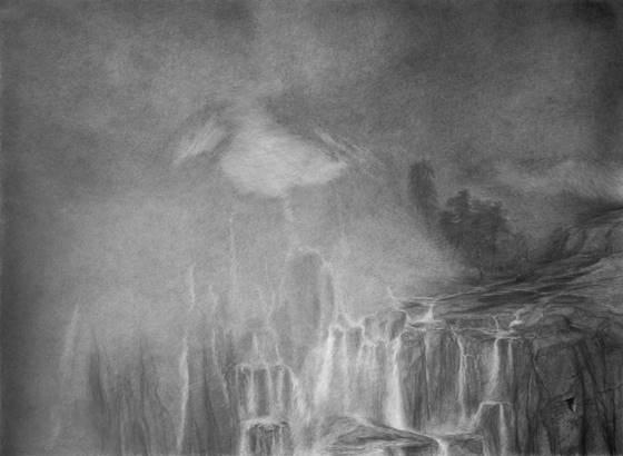 , 'Sapnavau Japoniją: scena III / I dreamt of Japan: scene III,' 2016, Galerija VARTAI