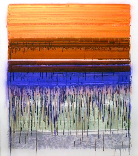 , 'Eurydice,' 2015, Wallplay