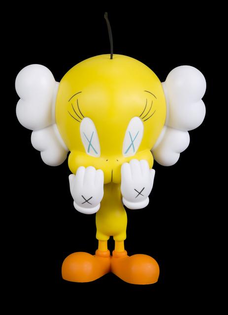 KAWS, 'Tweet', 2010, Julien's Auctions