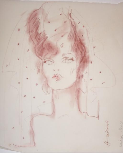 Barbara Hulanicki, 'Veiling', 2016, Conde Contemporary