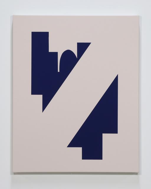, 'Attirail (Variation B),' 2017, Galerie René Blouin