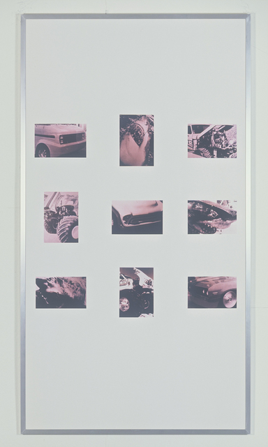, 'Gang (Shark and Trucks),' 1986, Galerie Isabella Czarnowska