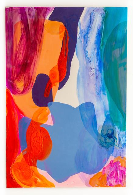 ", '""Azure Fade"",' 2018, Front Room Gallery"