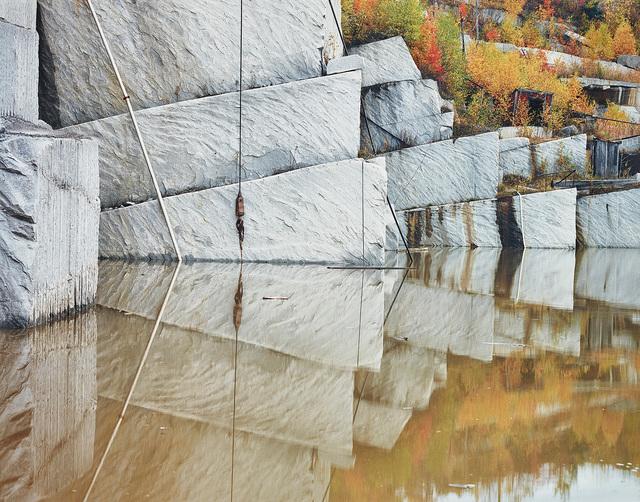 Edward Burtynsky, 'Rock of Ages #2, Granite Quarry, Bebee Quebec, Canada', 1991, Phillips