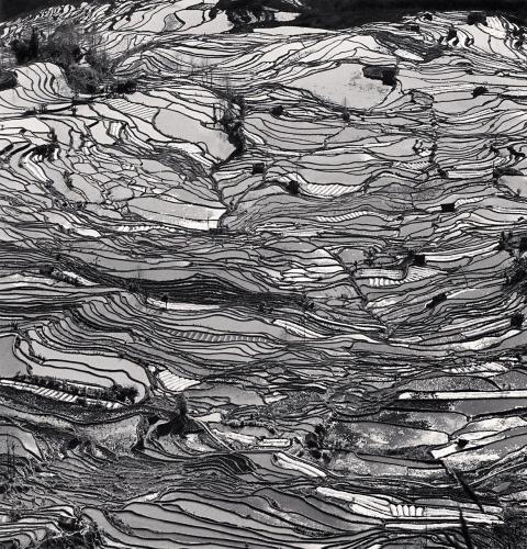, 'Yuanyang, Study 5, Yunnan, China,' 2013, Dolby Chadwick Gallery