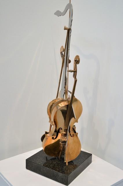 , 'Untitled (violin and sax),' 1998, Verosa