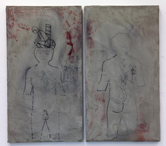 , 'Sin título II,' 2012, Sabrina Amrani