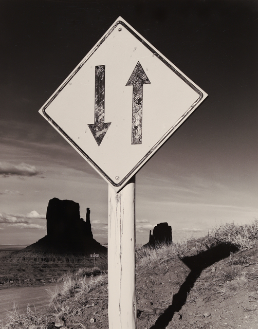 , 'Arrows, Monument Valley,' 1980, Seagrave Gallery