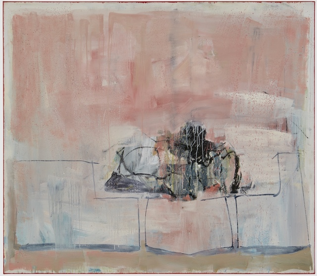 , 'Interni - resti,' 2016, rosenfeld porcini