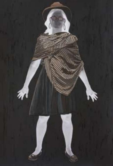 , 'Paperdoll 92,' 2009, Nohra Haime Gallery