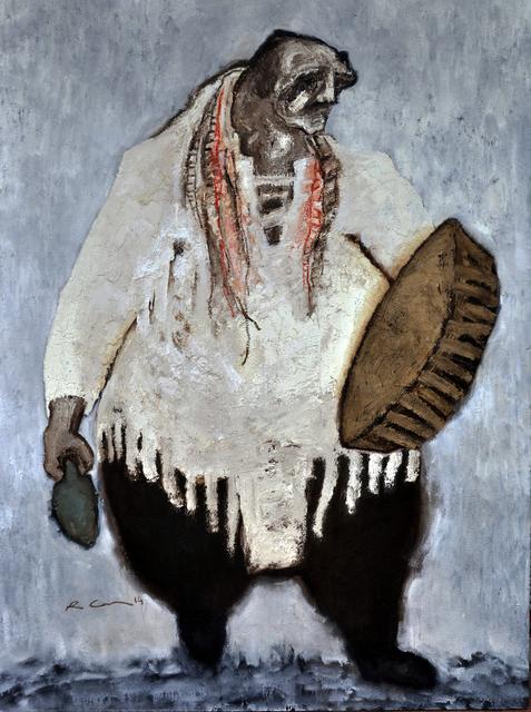 Ramazan Can, 'White Shaman - Ak Şaman', 2014, Anna Laudel
