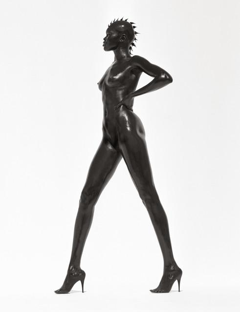 , 'Alek Wek,' 1998, CAMERA WORK