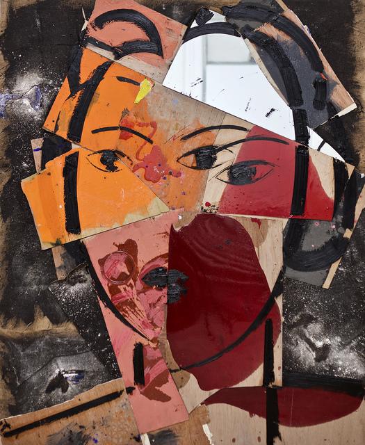 , 'Matisse como Pretexto con Gris,' 2018, Opera Gallery
