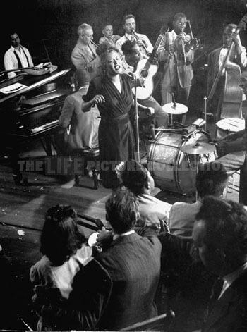 Gjon Mili Jazz