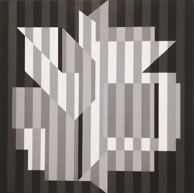 , 'Ujain-Gris,' 1955-73, Galeria Jordi Pascual