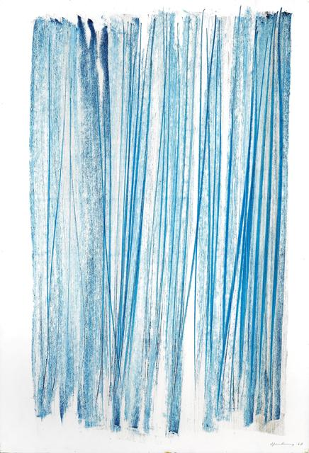Hans Hartung, 'P1960-349', 1960, HELENE BAILLY GALLERY