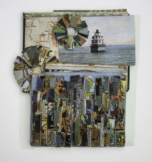 , 'Compass,' 2018, Andrea Schwartz Gallery
