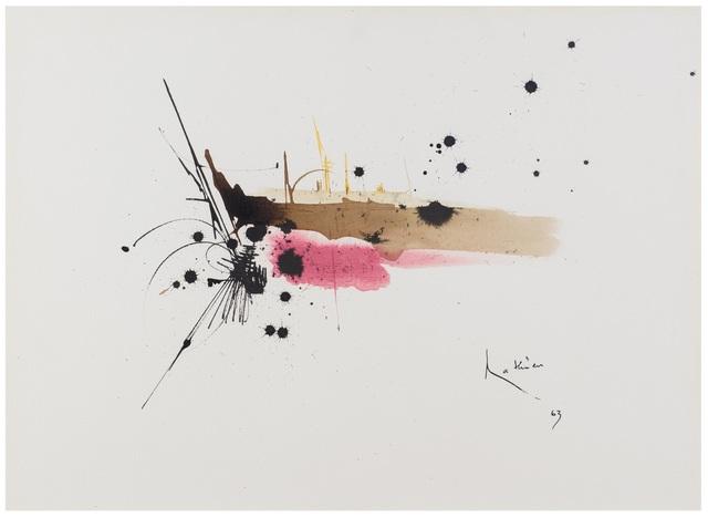 Georges Mathieu, 'Untitled', 1963, Galerie F. Hessler