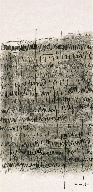 Mira Schendel, 'Archaic Writing', 1964, Blanton Museum of Art