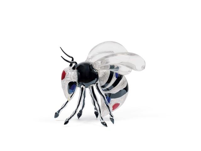 Rosemarie Benedikt, 'Silver Bee', 2017, Galerie Kovacek & Zetter