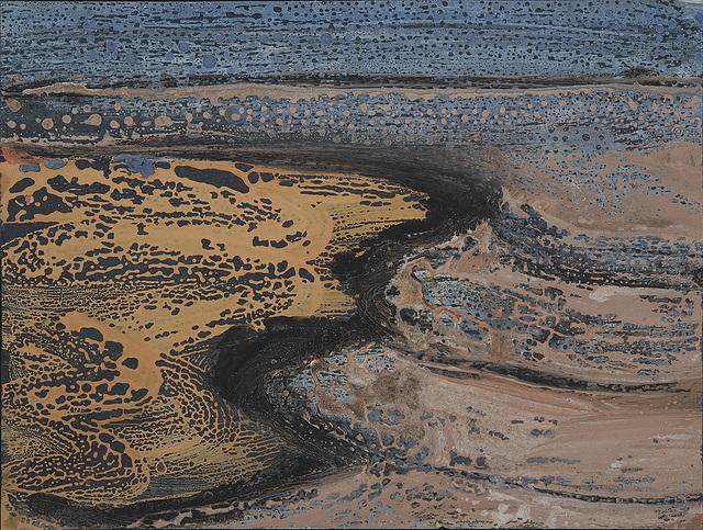 , 'Mesa Land,' 2016, David Richard Gallery