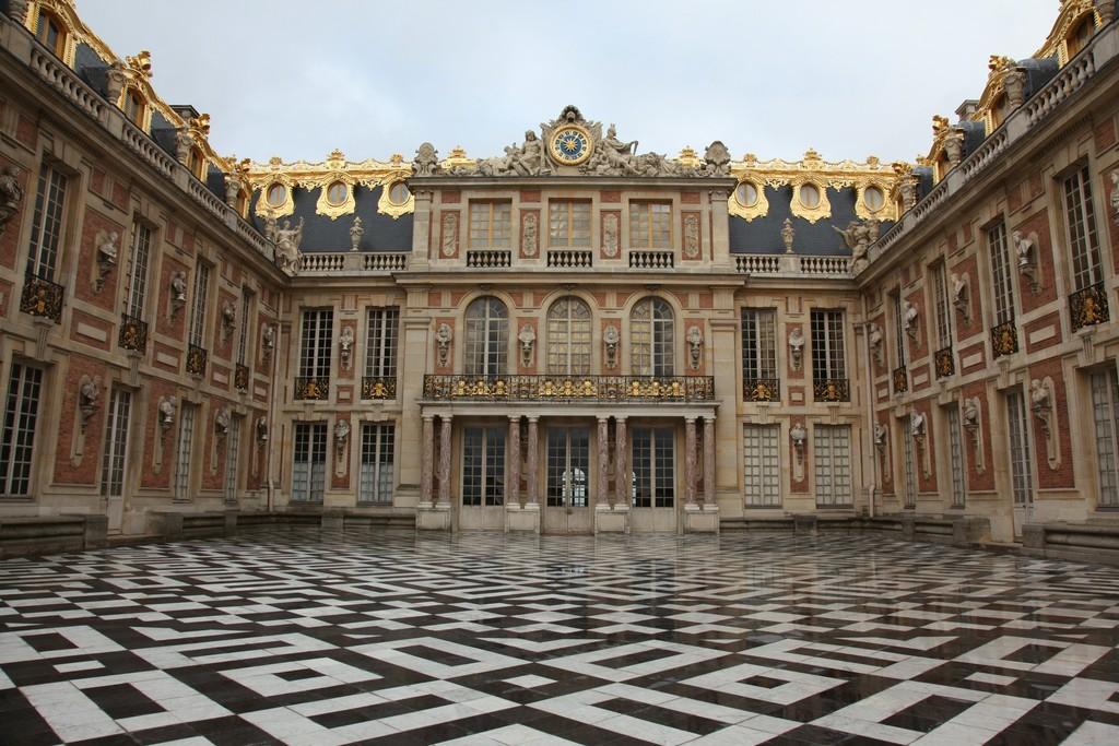 Louis Le Vau and Jules Hardouin-Mansart, 'Palais de Versailles,' 1668-1685, Château de Versailles
