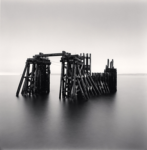 , 'Ferry Terminal Remains, Port Townsend, Washington, USA,' 2013, Patricia Conde Galería