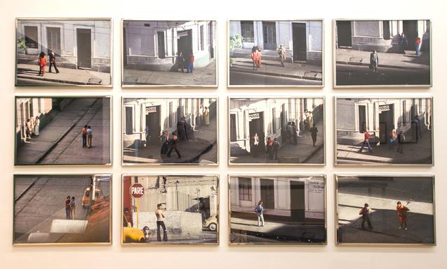 , 'La Esquina Rosa,' 1975, Sicardi Gallery