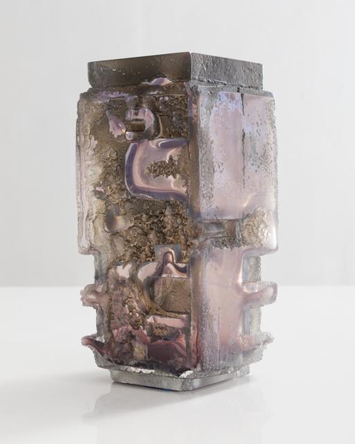 , 'Unique blown glass vessel,' 2015, R & Company