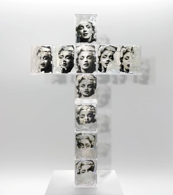 , 'Incone Crucifiée,' 2016, Mark Hachem Gallery