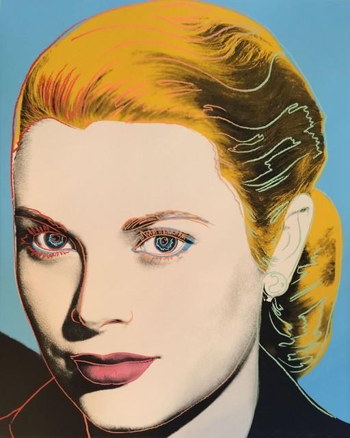 Andy Warhol, 'Grace Kelly', 1984, Kings Wood Art