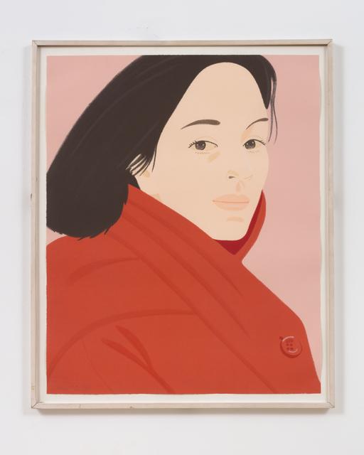 Alex Katz, 'Brisk Day II', 1990, Print, Color silkscreen, Marlborough New York