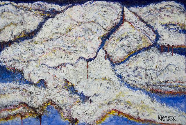 , 'Cave Creek Clouds #1,' 2017, Walter Wickiser Gallery