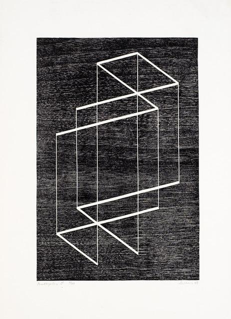 , 'Multiplex C,' 1948, Cristea Roberts Gallery