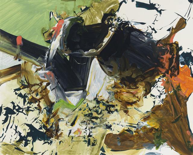 , 'Duster,' 2016, Linda Warren Projects