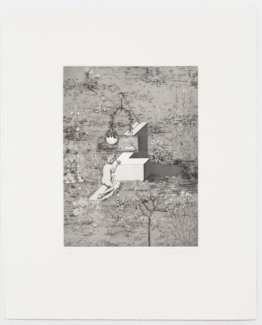 , 'Man with Mirror,' 2017, Alan Cristea Gallery