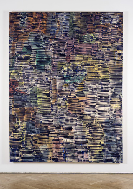 , 'GGATC,' 1995, Vigo Gallery